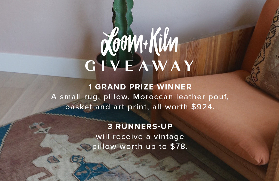 Enter the Jane.com + Loom and Kiln Giveaway